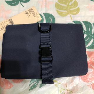ムジルシリョウヒン(MUJI (無印良品))の無印良品 吊せる小物ポケット(旅行用品)