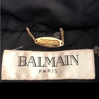 バルマン(BALMAIN)の*20*BALMA IN  ダウンコート ラクーン15万円 削除します(ダウンコート)