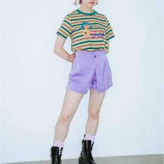 エックスガール(X-girl)のx-girl×FAFI Tシャツ(Tシャツ(半袖/袖なし))