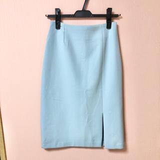 ディーホリック(dholic)の♡ DHOLIC スリット入りタイトスカート ♡(ひざ丈スカート)