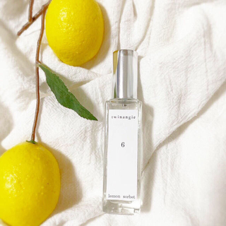 シロ(shiro)の〰︎ No. 6  lemon sorbet * レモンソルベ(香水(女性用))
