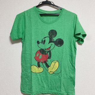 ミッキーマウス(ミッキーマウス)のミッキー Tシャツ 2枚で300円(Tシャツ(半袖/袖なし))