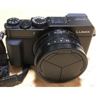 Panasonic - Panasonic デジタルカメラ DMC-LX100 中古 予備バッテリー付