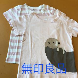 ムジルシリョウヒン(MUJI (無印良品))の無印良品 トップス Tシャツ(Tシャツ)