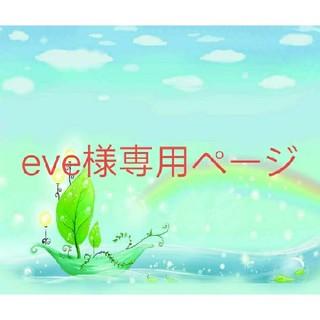 eve様専用ページ(その他)