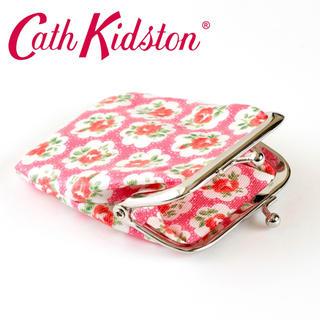 Cath Kidston - 【ラスト】【新品】キャスキッドソン  コインケース 財布 花柄