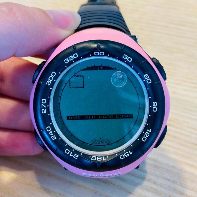 SUUNTO(スント)の限定カラー SUUNTO スントベクター vector メンズの時計(腕時計(デジタル))の商品写真