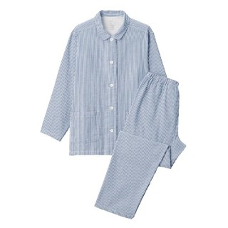 ムジルシリョウヒン(MUJI (無印良品))の脇に縫い目のない 二重ガーゼパジャマ(パジャマ)