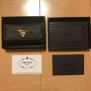 PRADA - 【新品未使用】PRADA キーケース