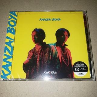 キンキキッズ(KinKi Kids)のKinKi Kids KANZAI BOYA 初回盤A Blu-ray 未開封(ポップス/ロック(邦楽))