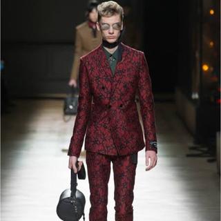 ディオールオム(DIOR HOMME)の【46】Dior homme トライバル テーラードジャケット(テーラードジャケット)