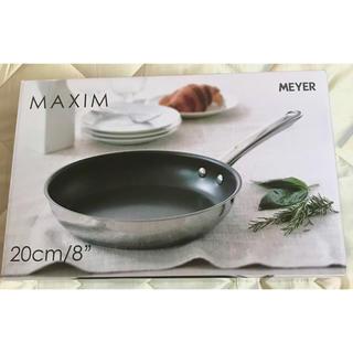 マイヤー(MEYER)の値下げ★ マイヤーフライパン  20cm  マキシムSS  (鍋/フライパン)