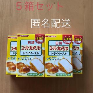 ニッシンセイフン(日清製粉)の日清 スーパーカメリアドライイースト(パン)