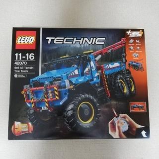 Lego - レゴ テクニック 42070 6×6全地形マグナムレッカー車