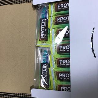 プロテインバー 1本満足バー プロテイン・ラン ベイクドチョコ 個包装9本分