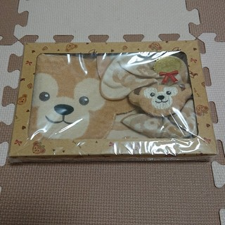ダッフィー(ダッフィー)のダッフィー☆出産祝いセット(ベビースタイ/よだれかけ)
