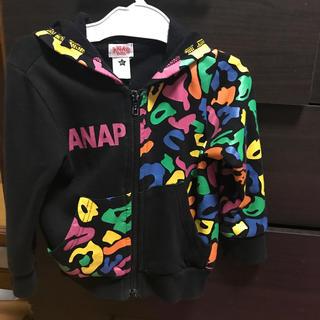 アナップキッズ(ANAP Kids)のANAPパーカ(ジャケット/上着)