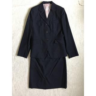 ポールスミス(Paul Smith)のS017★ポールスミス スカートスーツ 42ネイビー ビジネス面接リクルート就活(スーツ)