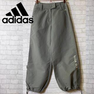 アディダス(adidas)の【adidas】アディダス ワークパンツ ワイド バギー パフォーマンス/M(ワークパンツ/カーゴパンツ)