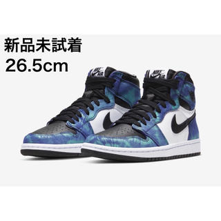 "ナイキ(NIKE)のNike Air Jordan 1 High OG WMNS ""Tie-Dye""(スニーカー)"