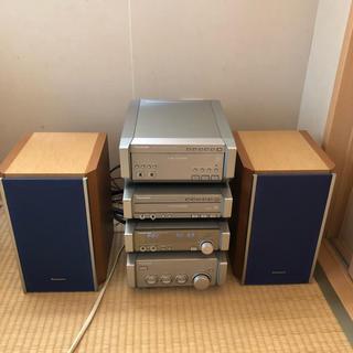 パナソニック(Panasonic)の Panasonic  CD MD コンポ(その他)