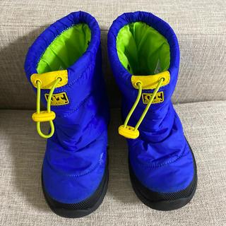 子供 雪靴 キッズ 雪遊び スキー 靴 19cm