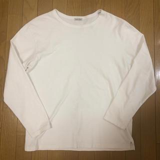 スティーブンアラン(steven alan)のsteaven alan ロンT カットソー 白 ビューティー&ユース (Tシャツ/カットソー(七分/長袖))