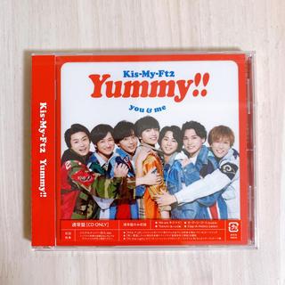 キスマイフットツー(Kis-My-Ft2)のKis-My-Ft2「Yummy!!」通常盤(ポップス/ロック(邦楽))