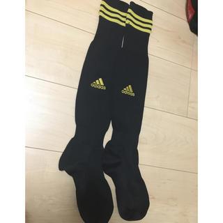 アディダス(adidas)のフットサル、サッカー 靴下(サッカー)