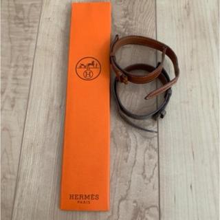 エルメス(Hermes)のケープコッド レザーベルト(2本)(腕時計)