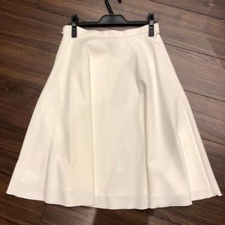 ロペ(ROPE)のROPE  フレアスカート(ひざ丈スカート)