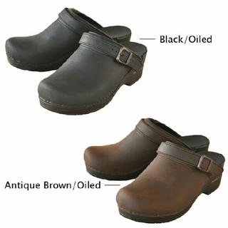 ダンスコ(dansko)のmomo様専用ダンスコ イングリッド35 Antique Brown/Oiled(ローファー/革靴)