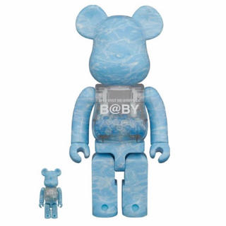 メディコムトイ(MEDICOM TOY)のMY FIRST BE@RBRICK B@BY WATER CREST 400%(その他)