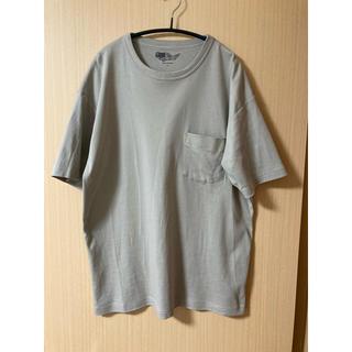 しまむら - しまむら メンズビッグTシャツ ベージュ