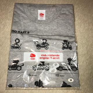 ニンテンドウ(任天堂)の【未開封】マリオカート8 Tシャツ Mサイズ (Tシャツ/カットソー(半袖/袖なし))
