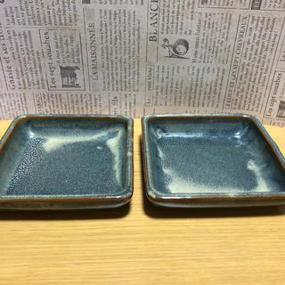 器 お皿2枚(食器)