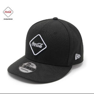 エフシーアールビー(F.C.R.B.)のFCRB NEW ERA COCA-COLA 9FIFTY SNAP BACK(キャップ)