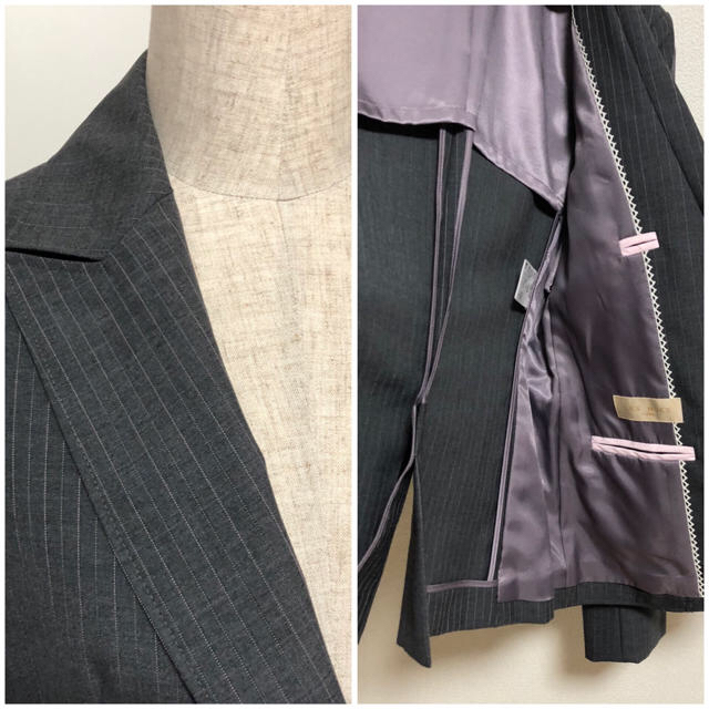 AOKI(アオキ)のles mues スーツ レディース スーツ セットアップ フォーマル  レディースのフォーマル/ドレス(スーツ)の商品写真