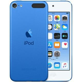 32GB / 最新モデル iPod touch ブルー 第7世代