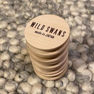 ガンゾ(GANZO)のワイルドスワンズ スリッカー コバ磨き 5個セット(折り財布)