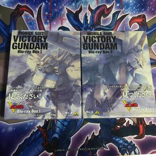 バンダイ(BANDAI)の機動戦士Vガンダム Blu-rayBOX 1&2セット(アニメ)