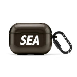 SEA - WIND AND SEA CASETIFY AirPods Pro ブラック