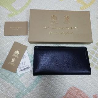 バーバリー(BURBERRY)のBURBERRY バーバリー 長財布 メンズ 財布(長財布)