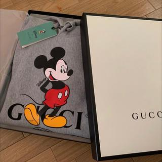 グッチ(Gucci)のGUCCI×Disney ミッキー パーカー Mickey ディズニー グッチ(パーカー)