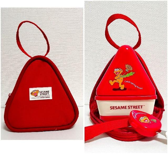 SESAME STREET(セサミストリート)のミスタードーナツ セサミストリート お弁当箱 インテリア/住まい/日用品のキッチン/食器(弁当用品)の商品写真