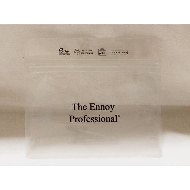 1LDK SELECT(ワンエルディーケーセレクト)のスタイリスト私物 ENNOY  pake コラボ バラ売り メンズのファッション小物(その他)の商品写真