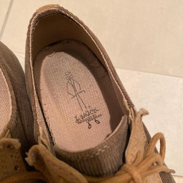 あしながおじさん(アシナガオジサン)のあしながおじさん スニーカー コーデュロイ レディースの靴/シューズ(スニーカー)の商品写真