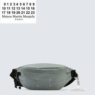 マルタンマルジェラ(Maison Martin Margiela)のMAISON MARGIELA 4ステッチ バムバッグ(ボディーバッグ)