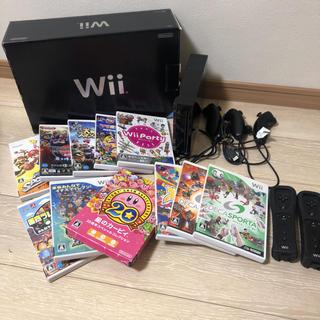 Wii - wii スペシャルなセット