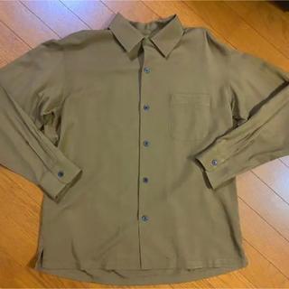 ジーユー(GU)のGU 長袖シャツ(シャツ)
